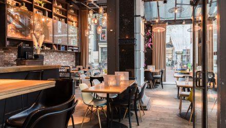 Caffe Esprit Amsterdam
